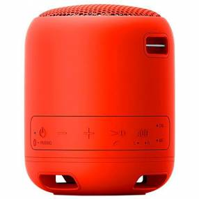 Speaker Sony SRS-XB12 rojo