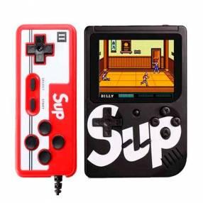 Consola Sup Game Box 400 en 1 negro con control