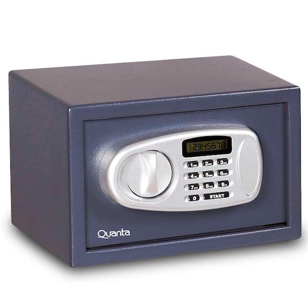 Caja de seguridad Quanta COF25 25 litros 11 dígitos - 1