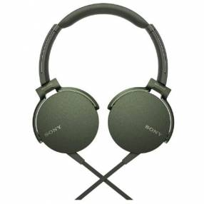 Auricular Sony MDR-XB550AP - Verde