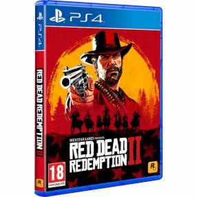Juego Red Dead Redemption 2 inglés portugués para PS4