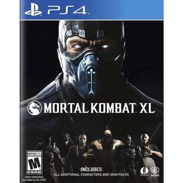 Juego Mortal Kombat XL para PS4 - 1