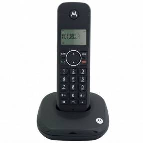 Teléfono Motorola 500ID bivolt negro