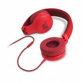 Auricular JBL Synchros E35 - Rojo