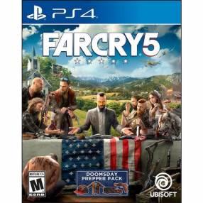 Juego Far Cry 5 para PS4