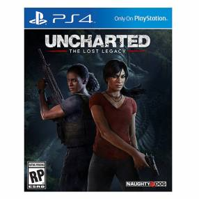 Juego Uncharted The Lost Legacy para PS4