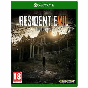 Juego Resident Evil 7 para Xbox One