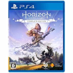 Juego Horizon Zero Dawn edición completa para PS4