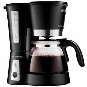 Cafetera Mondial C-10 Bella Arome II negro