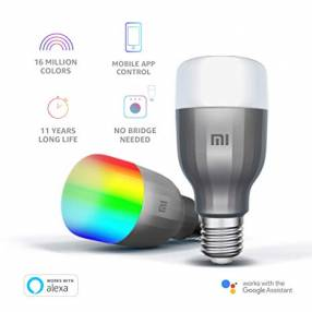 Foco led Xiaomi Mi Smart Bulb MJDP02YL 10W wifi 220V
