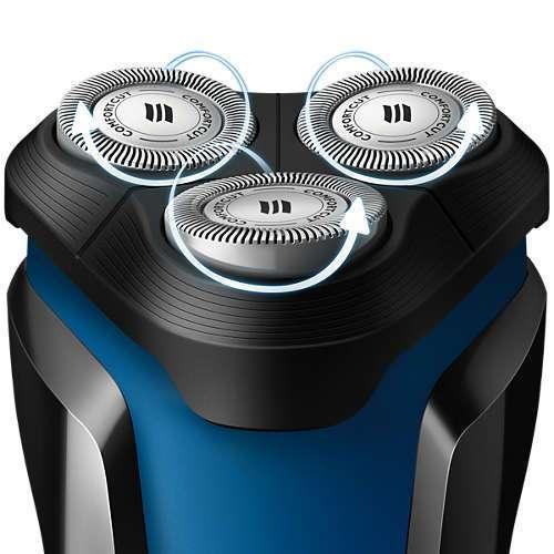 Barbeador eléctrico Philips AquaTouch S-1030 bivolt - 2