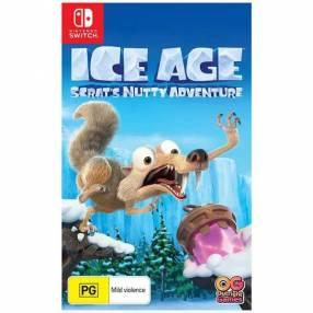 Juego Ice Age: Una Aventura de Bellotas para Nintendo Switch