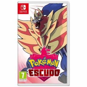 Juego Pokemon Shield para Nintendo Switch