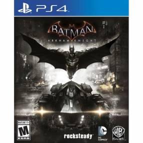 Juego Batman Arkham Knight para PS4