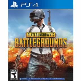 Juego Playersunknown's Battlegrounds PUBG para PS4