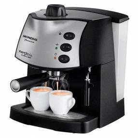 Cafetera Espresso Mondial C-08 Coffee Cream 800W