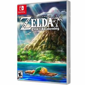 Juego The Legend Of Zelda Links Awakening para Nintendo Switch