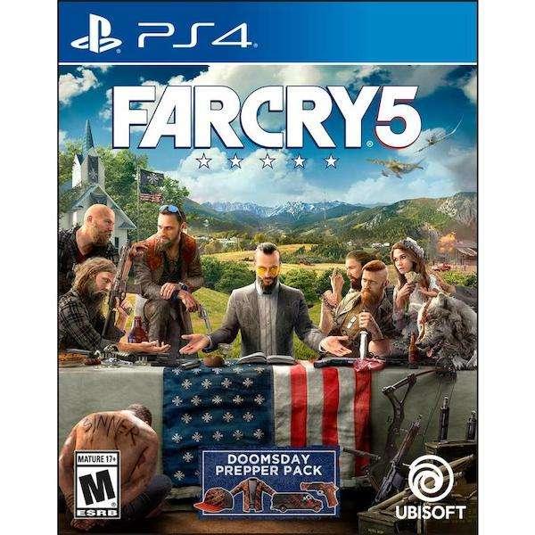 Juego Far Cry 5 para PS4 - 1