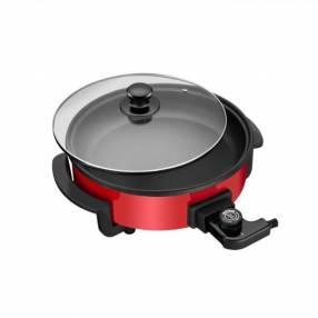 Sartén eléctrico Mondial Multicook Red Premium PE-28 1500W