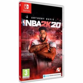 Juego NBA 2K20 para Nintendo Switch