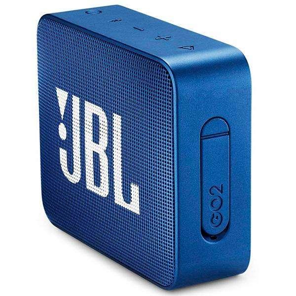 Speaker JBL GO 2 - Azul - 2