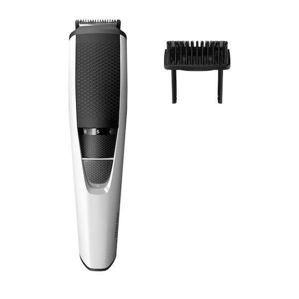 Barbeador eléctrico Philips BT-3206 recargable bivolt - 0