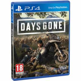 Juego Days Gone para PS4