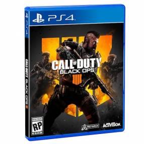 Juego Call Of Duty Black Ops 4 para PS4