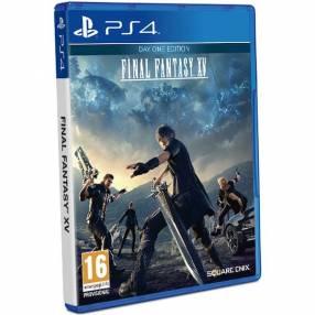 Juego Final Fantasy XV Edicion Day One para PS4