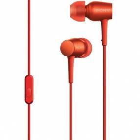 Auricular Sony MDR-EX750AP - Rojo