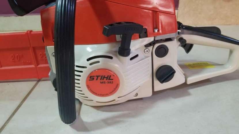Motosierra Stihl - 0