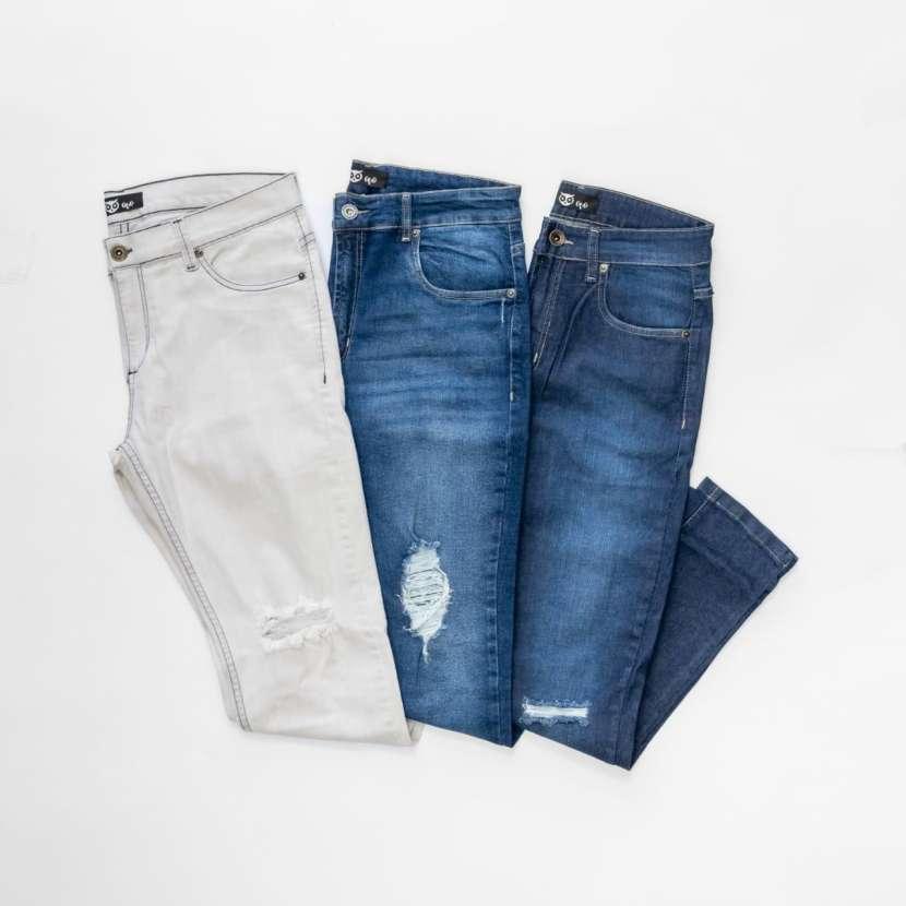 Jeans Premium para caballeros - 0