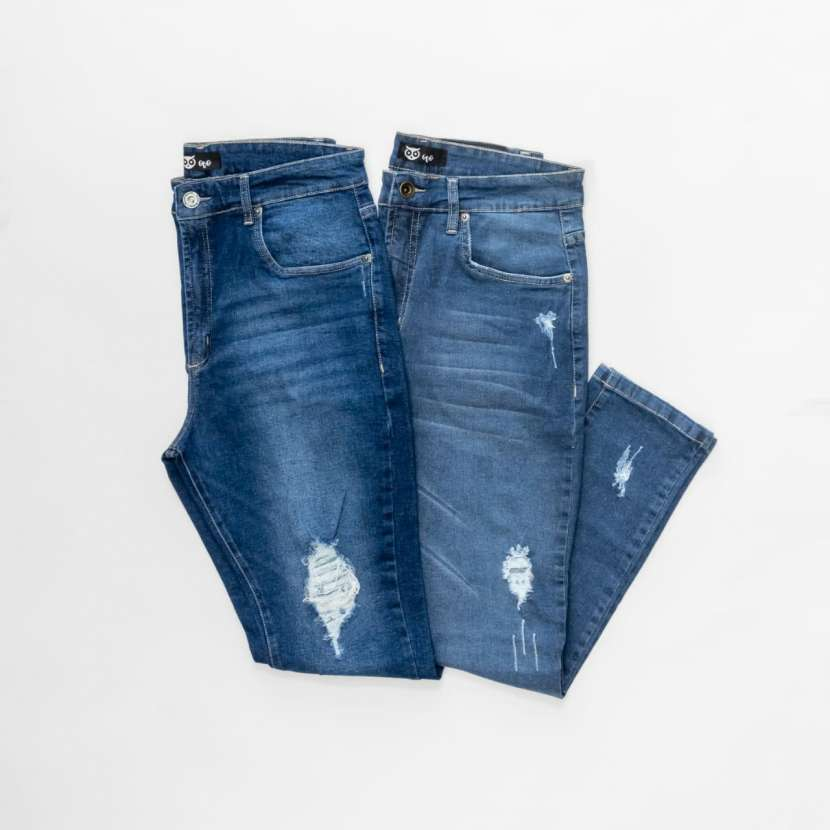 Jeans Premium para caballeros - 1
