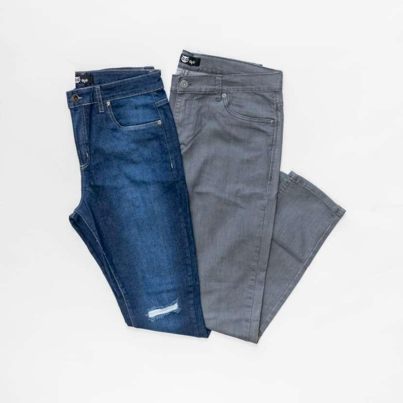 Jeans Premium para caballeros - 2
