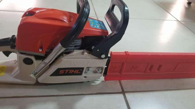 Motosierra Stihl - 3