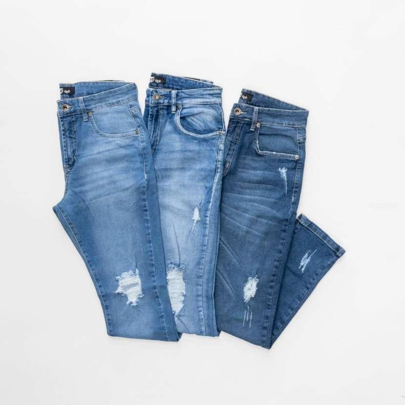 Jeans Premium para caballeros - 3