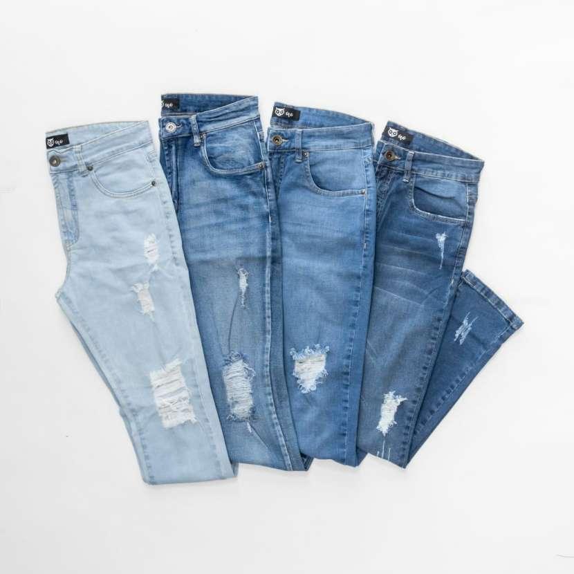 Jeans Premium para caballeros - 4