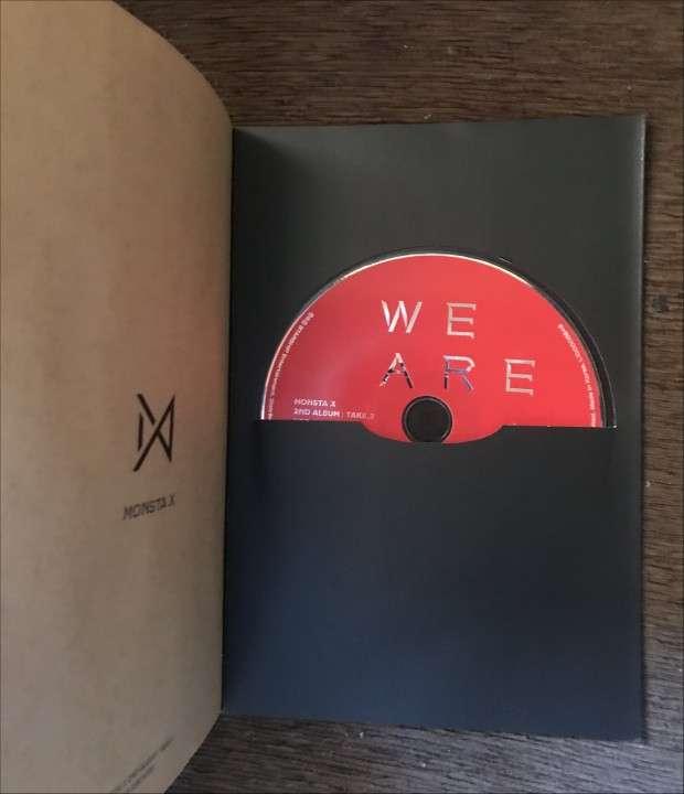 Álbum We Are Here Monsta X - 1