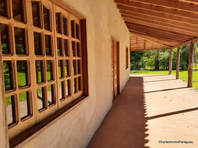 Terreno 14 hectáreas con casa y arroyo en La Colmena - 5