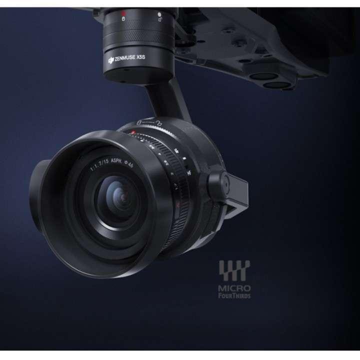 DJI Part Inspire 2 cámara Zenmuse X5S LE - 0