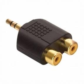 Conector Plug estéreo a RCA