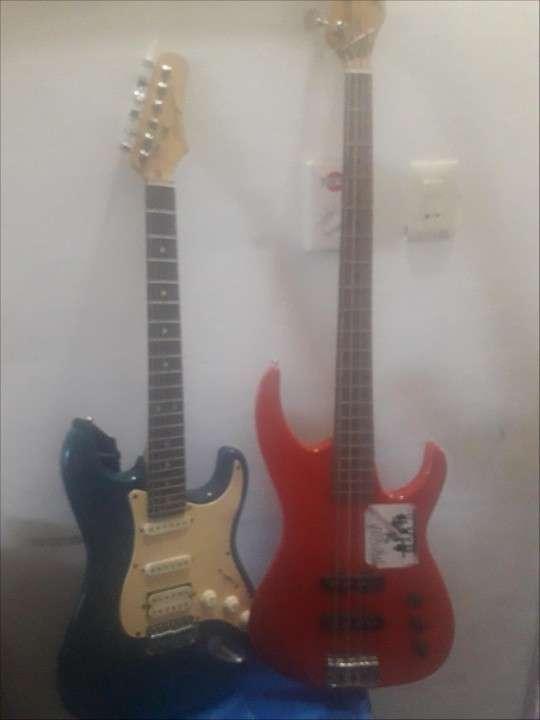 Bajo y guitarra - 0