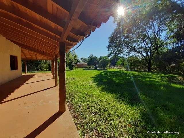 Terreno 14 hectáreas con casa y arroyo en La Colmena - 8