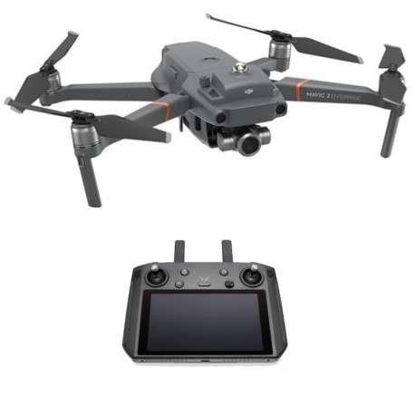 Drone DJI RTF Mavic 2 Enterprise Zoom con controlador Intel - 2