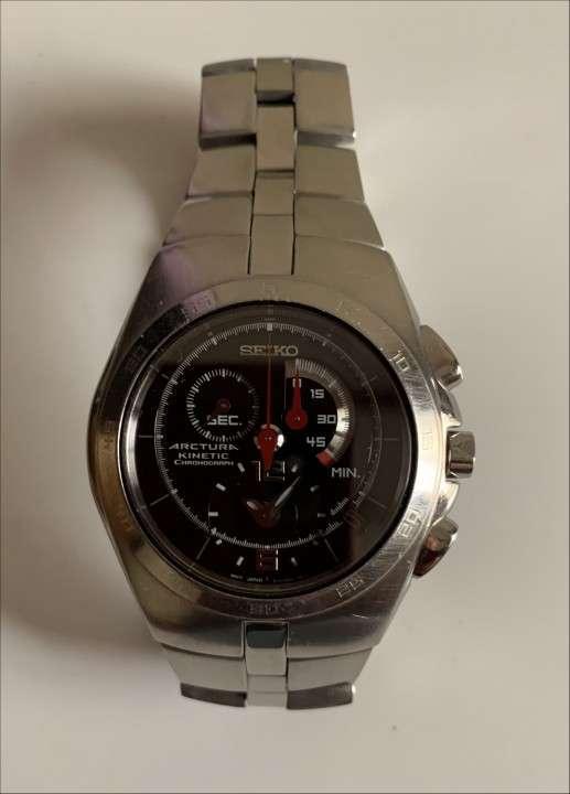 Reloj deportivo automático Seiko Arctura Kinetic - 0