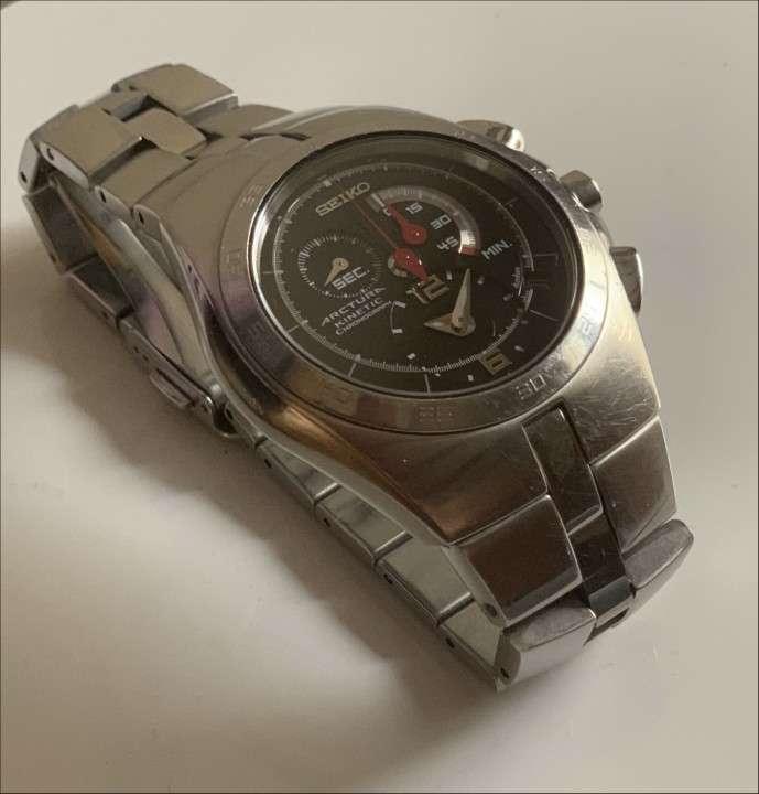 Reloj deportivo automático Seiko Arctura Kinetic - 1