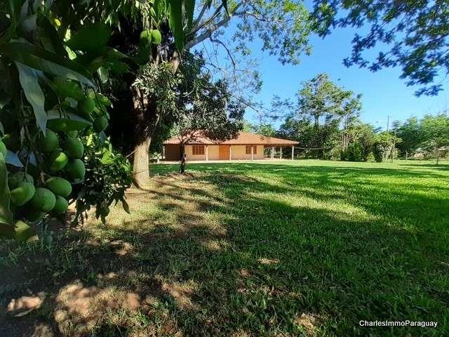 Terreno 14 hectáreas con casa y arroyo en La Colmena - 6