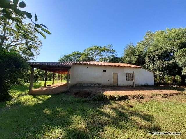 Terreno 14 hectáreas con casa y arroyo en La Colmena - 7