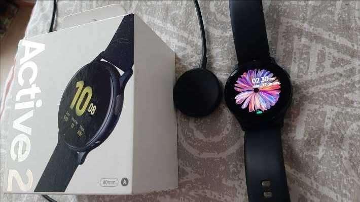 Samsung Galaxy Watch Active 2 - 8