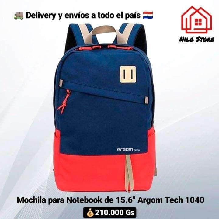 Mochila para notebook Argom Tech 1042Rd - 0